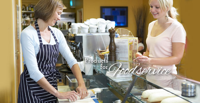 Products for Foodservice